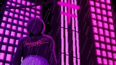 When Pixel Art, Cyberpunk and Horror Collide [Premiere]   The Creators Project