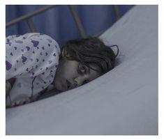 Imágenes conmovedoras que muestran dónde duermen los refugiados sirios jóvenes