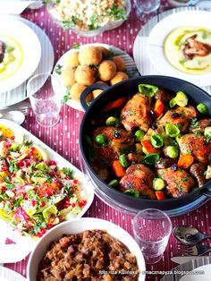Smaczna Pyza: wigilia i Boże Narodzenie Kung Pao Chicken, Food And Drink, Ethnic Recipes, Blog, Blogging