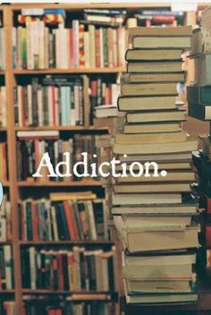 Yes, I am addicted! So heart reading...