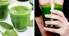Zelený nápoj na chudnutie: recept • Akadémia Krásy