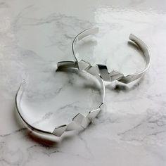 DV Jewellery - GABARIT bracelets silver www.daniellevroemen.com