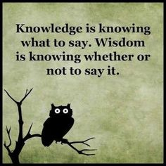 Funny inspirational quotes wisdom: the best owl quotes ideas on pintere Inspirational Wisdom Quotes, Wise Quotes, Quotable Quotes, Inspirational Thoughts, Happy Quotes, Great Quotes, Positive Quotes, Motivational Quotes, Funny Quotes