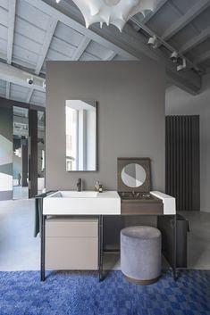 Spazio Cielo inaugura nel cuore di Brera a Milano in Via Postaccio 6 - design and art direction by Andrea Parisio and Giuseppe Pezzano