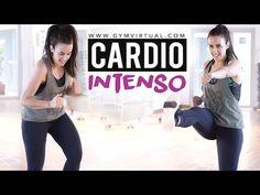Cardio intenso 20 minutos   Eliminar grasa rápido - YouTube