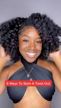 Black Girl Braided Hairstyles, Girls Natural Hairstyles, Transitioning Natural Hairstyles, Elegant Natural Hairstyles Black, Cute Hairstyles, Black Women Hairstyles, Weave Hairstyles, Curly Hair Tips, Natural Hair Tips