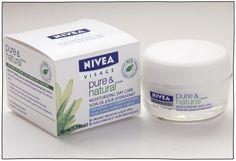 Nivea Pure and Natural Moisturising Day Cream
