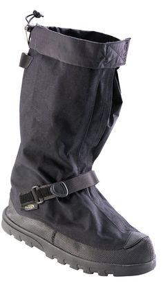 Neos Overshoe Adventurer Overshoe, Black, Large (US Men: 9.5 - 11; US Women: 11 - 12.5; EURO: 43 - 45)