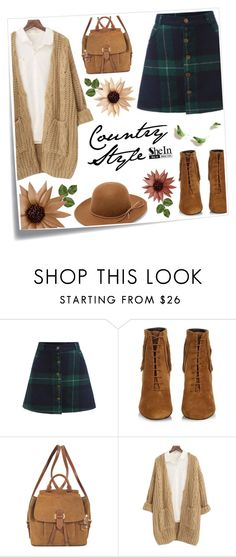 """""""Untitled #262"""" by heyheraaa ❤ liked on Polyvore featuring Post-It, Yves Saint Laurent, MICHAEL Michael Kors, Chicnova Fashion and RHYTHM"""