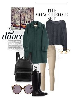 """Sloane Ranger"" by fashionista-chic-697 ❤ liked on Polyvore"