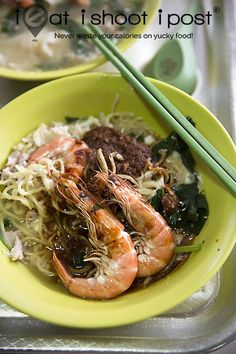 Seletar Shen Mian -  Toa Payoh Lor 8 Market and Food Centre, #01-05  Opening hours: 6:00AM to 2:30PM  Closed: Wed, Thurs