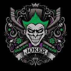 """Joker & Qwinn"" Design for T-Shirts Joker Images, Joker Pics, Joker Art, Joker Logo, Joker T Shirt, Hedgehog Movie, Joker And Harley Quinn, Joker And Harley Tattoo, Batman Universe"