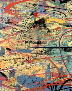 """Dispersion,"" detail (2002) | Art21"