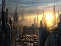Future Cities by bobstardoe