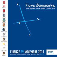 Terra Benedetta Evento 2014  • Sonia Squilloni Graphic Designer