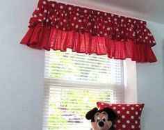 mickey curtains on Etsy, a global handmade and vintage marketplace.