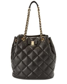 9e282479c08 Salvatore Ferragamo Fashion Handbags, Tote Handbags, Purses And Handbags,  Fashion Bags, Quilted