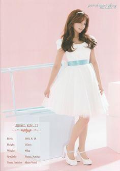 Eunji the beautiful flower ❤❤❤