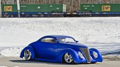 1937 Ford Oze 5 Window Coupe Street Rod presented as Lot T214 at Indianapolis, IN