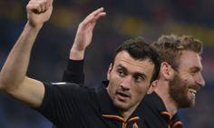 2013/14 Roma-Sampdoria Torosidis, De Rossi