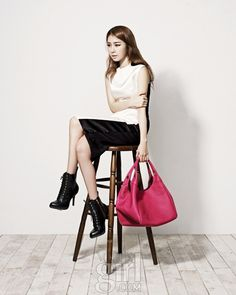 YOO IN NA | VOGUE GIRL MARCH '12 ISSUE
