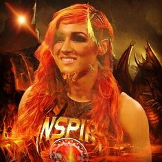 Becky Lynch ❤ #straightfire