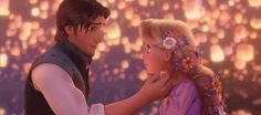 Day 15 romantic moment) At las i see the light! From disney's Tangled! Just imagine this as your first date!!! <3 0 <3