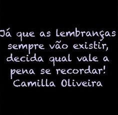 #autoajudadodia por @camilla_0liveira! Para aqueles momentos em que as lembranças difíceis insistem em encher nossa cabeça, lembremos: o poder de edição está em nossas mãos!