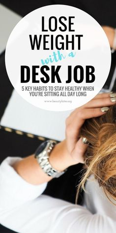 Losing weight when you work in an office is hard! Even though you exercise, eat healthy and count calories you might still have a trouble to lose weight with a desk job! It makes it especially tough to lose belly fat. Discover what to do to lose belly fat