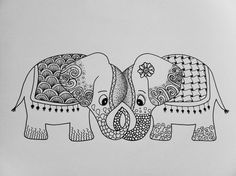zendoodle | Tumblr This is so CUTE! I want to try this!