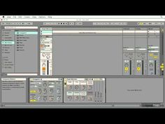 Ableton Live tutorial: Creating rhythmic patterns with the Arpeggiator effect | lynda.com - YouTube
