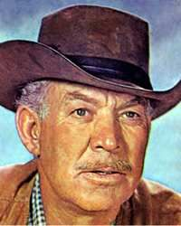 """Ward Bond: An excellent character actor who enjoyed a long, successful career. He was a close friend of John Wayne and the two made several films together. Bond specialized in the tough, crusty character trying to hide a  caring heart of gold. His final success was starring in the TV series """"Wagon Train."""""""