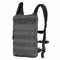 Tidepool Hydration Carrier Color- Black