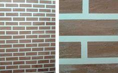 parede de tijolo aparente em casa