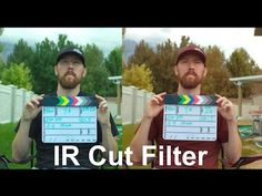 IR Cut Filter: A must have for URSA Mini - YouTube