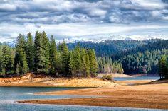 Jenkinson Lake, Sly Park, Pollock Pines, El Dorado County, California