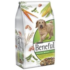Beneful® brand Dog Food Healthy Weight provides calorie-smart nutrition that helps keep your dog happy and healthy – with fewer calories than Beneful® Origi Best Dry Dog Food, Make Dog Food, Smart Nutrition, Complete Nutrition, Healthy Weight, Healthy Life, Healthy Eating, Healthy Dog Food Brands, Dog Food Recipes