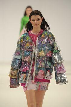 My little pony vinyl jacket. club kid / kawaii style. WANT.