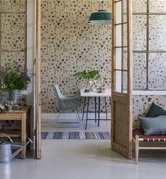 Eco Simplicity - Botanica 3661. Design by Emma von Brömssen