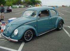 Randy Gates cal-look VW bug