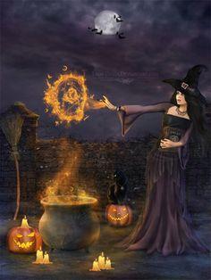 Spells For Samhain - IN THE DARK