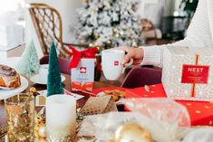 One of my annual holiday traditions is to host a gift wrapping party at our house. Each year my friends and I select a charity,… Holiday Gift Guide, Holiday Gifts, K Cups, Coffee Lover Gifts, Time To Celebrate, Holiday Traditions, Charity, Gift Wrapping, Entertaining