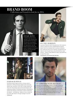 Marwood featured in Canary Wharf Magazine