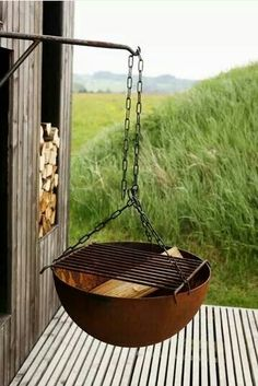 Hows this for a bbq.