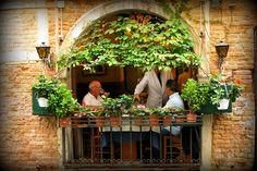 Pranzare a Venezia - Lunch in Venice