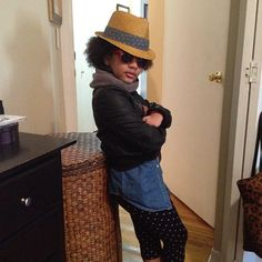 My little one loves Fedoras too!!