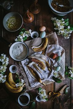 Banana Bread French Toast with Vanilla Creme Fraiche by Eva Kosmas Flores | Adventures in Cooking by Eva Kosmas Flores, via Flickr