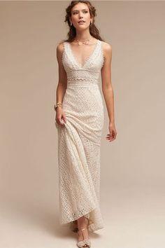 BHLDN Kiely Gown