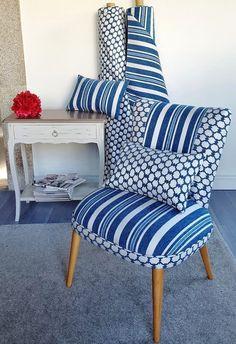 Cadeirão contemporâneo, elegante e super confortável, ideal para personalizar a sua decoração. Exclusivo Hámedida. Design de Ana Cardoso.