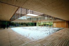 Herzog & de Meuron, REHAB Centre for Brain Injuries, Basel, 2002